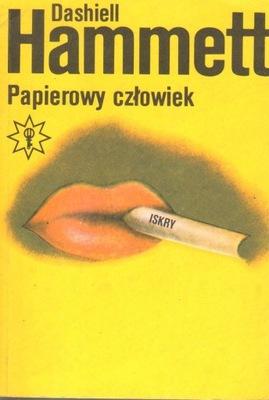 PAPIEROWY CZŁOWIEK - DASHIELL HAMMETT