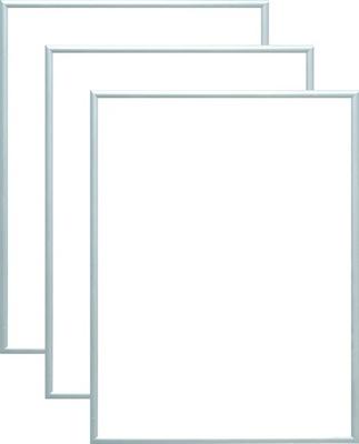 hliníkový Rám pre plagát 60x80cm, striebro anóda