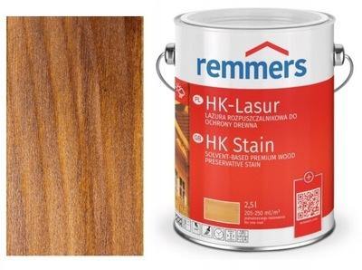HK LAZURA OCHRONNA do drewna Remmers 2,5 L orzech