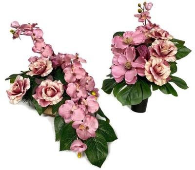 декор на могилу/композиция/цветы