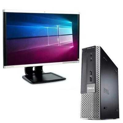 Zestaw komputer i3/8GB/240SSD/Windows10 Monitor 24
