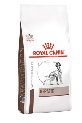Royal Canin Hepatic HF16 Canine 6 kg
