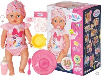 BABY BORN LALKA INTERAKTYWNA MAGIC GIRL 827956