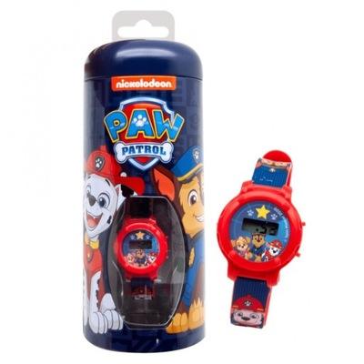 Psi Patrol Paw Skarbonka z zegarkiem na rękę