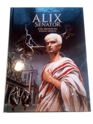 ALIX SENATOR tom 1 wydanie zbiorcze 2018 r.