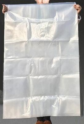 Duże worki foliowe przezroczyste 100x150 cm 10 szt