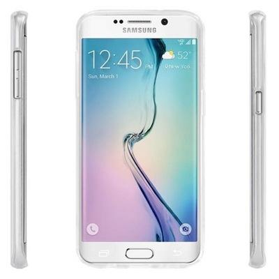 Etui Mercury do Samsung S6 Edge Bezbarwny