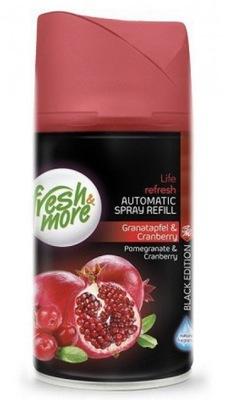 Fresh&More, Odświeżacz, granat żurawina, 250ml