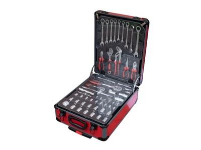 Чемодан комплект инструментов HEDOTOOLS (186 штук )