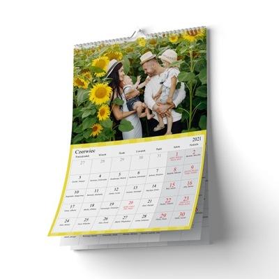 Foto Kalendarz 13 Str Na 2019 Kalendarz A3 Kreator 7372409756 Oficjalne Archiwum Allegro