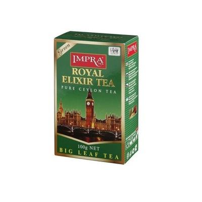 ??? зеленый листовой Вечеринка Чай Royal Elixir ?