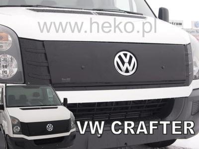 ЗАЩИТА РЕШЕТКА VW VOLKSWAGEN CRAFTER OD.2011- РЕСТАЙЛИНГ