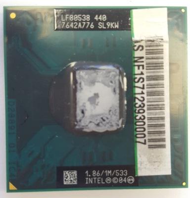 Intel celeron M440 SL9KW