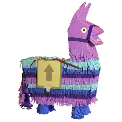 Piniata Urodzinowa XL 70cm LAMA FORTNITE llama