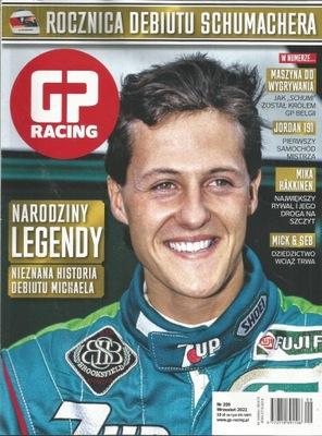 F1 GP Racing nr 206 wrzesień 2021