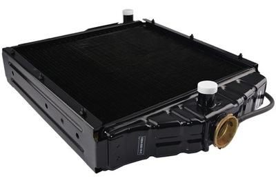 Охладитель воды 4-рядная медная C-360 50613030