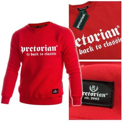 Bluza meska PRETORIAN Back to classic r.S