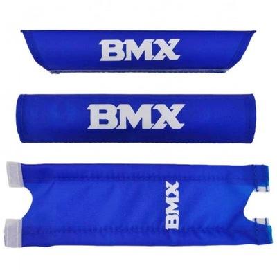 Osłony do rowerów dziecięcych BMX CSP-808-16 BLUE