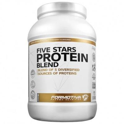 FORMOTIVA Five Stars Protein Blend 1000g Czekolada