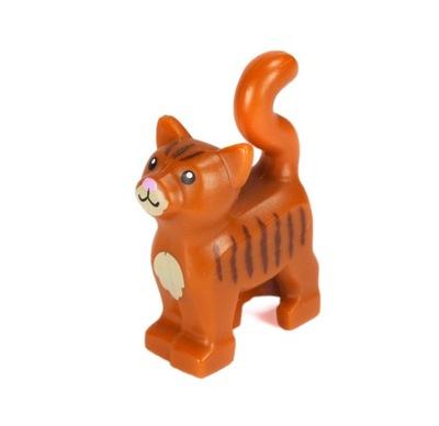 LEGO kot / kotek / 1 ORYGINAŁ LEGO zwierzęta