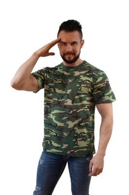 T-shirt Moro Męski Koszulka Bawełna 4XL