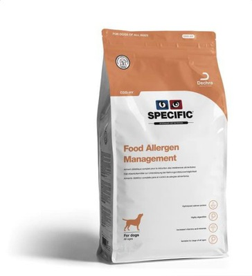 Specific Food Allergy Managment Cdd-Hy 2Kg