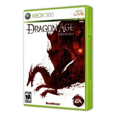 Dragon Age Origins Xbox 360 9549647715 Oficjalne Archiwum Allegro