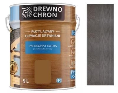 DrewnoChron Extra 2,5l Szary 7 LAT