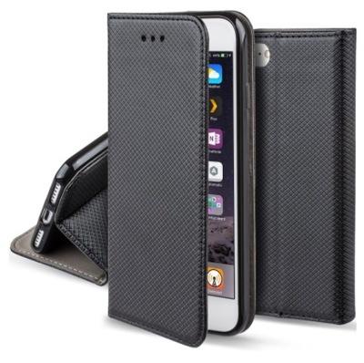 Etui Book MAGNET do iPhone 6 6s 7 8 SE 2020 +Szkło