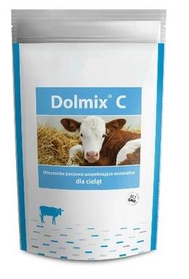 DOLMIX C витамины для телят Дольфос 2 кг