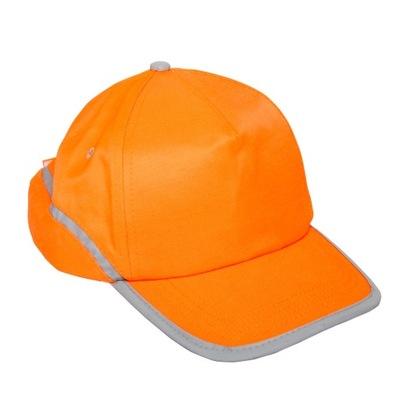 шапка ?? апельсиновое светоотражающая ЛАХТИ