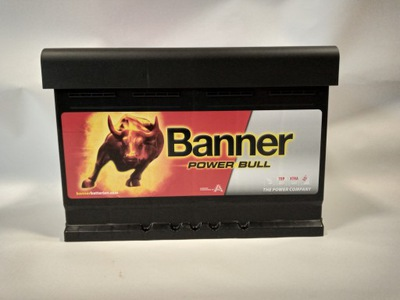 BATERÍA BANER P74 74AH 680A