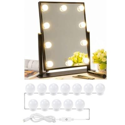 LAMPKI LED nad lustro 12 sztuk