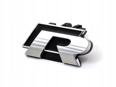 Oryg znaczek emblemat R-Line VW Scirocco w grill