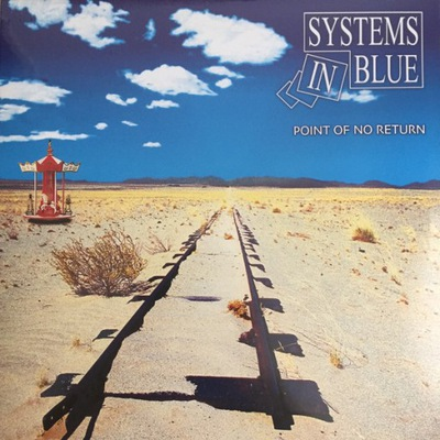 Systems In Blue - Point Of No Return ALBUM LP 12''