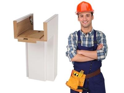 Дверная коробка регулируемая 100 -140мм PERFECTDOOR