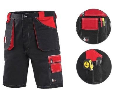 короткие штанишки рабочие монтажные работы CXS Orion r.Instagram четыре