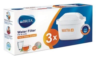 Wkład filtrujący Brita Maxtra+ Hard Water 3 szt.