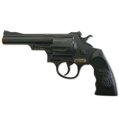zbraň, REVOLVER na PIŠTOLE kapota 20 cm