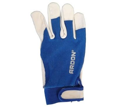 ARDON HOBBY rękawice robocze z koziej skóry '10