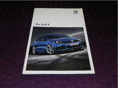 VW Volkswagen Golf R - 2011