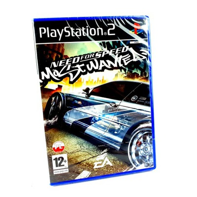 Gra Need For Speed Most Wanted Po Polsku Ps2 Pl 8740498050 Oficjalne Archiwum Allegro