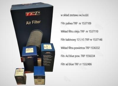 FILTROS JUEGO DE FILTROS DAF CF XF 105 PARA 11R