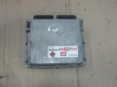 COMPUTADOR GAS BRC 6-CYLINDROW