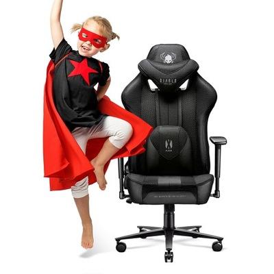Krzesło DLA DZIECKA do biurka DIABLO X-PLAYER KIDS