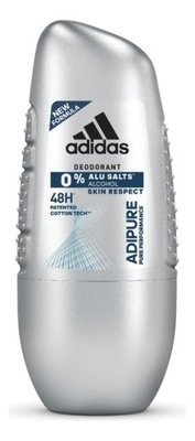 Adidas Men Adipure Dezodorant 48H roll-on 50 ml