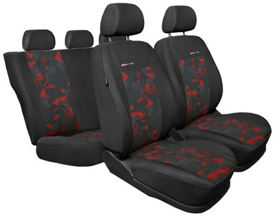 Pokrowce UNR na standardowe fotele samochodowe