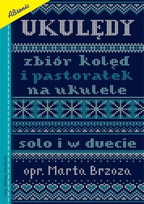 Książka Ukulędy - Kolędy na ukulele K189