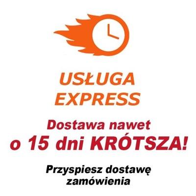 SZYBKI TRANSPORT SKRÓCENIE DOSTAWY NAWET O 15 DNI