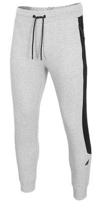 Spodnie DRESOWE 4F męskie SPORTOWE SPMD010 L